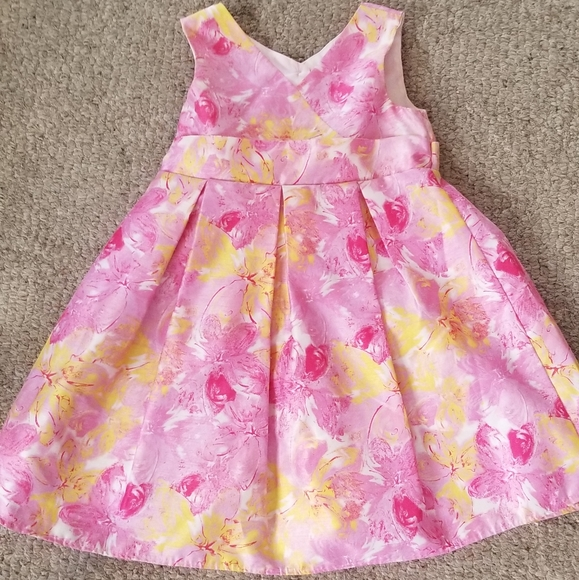 Kidture Collection Other - Girls Sleeveless Dress